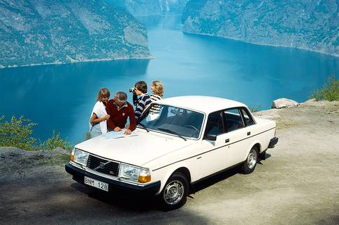 Volvo 240. Foto: Volvo PV