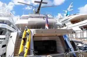 Här är Florida: Besök på båtmässan