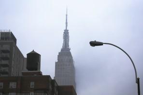 Grått New York genom ny lins
