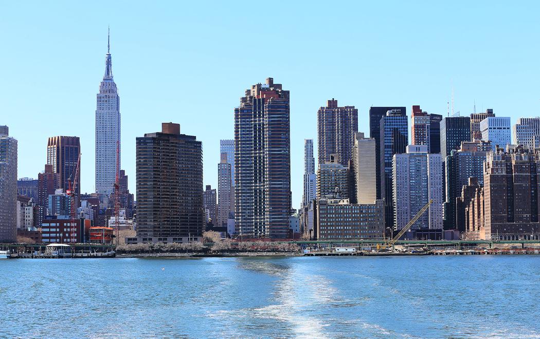Manhattan. Foto: Erik Bergin