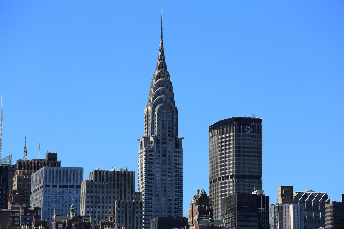 Chrysler Building. Foto: Erik Bergin