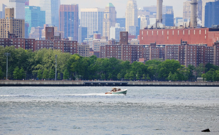 East River Cruise.