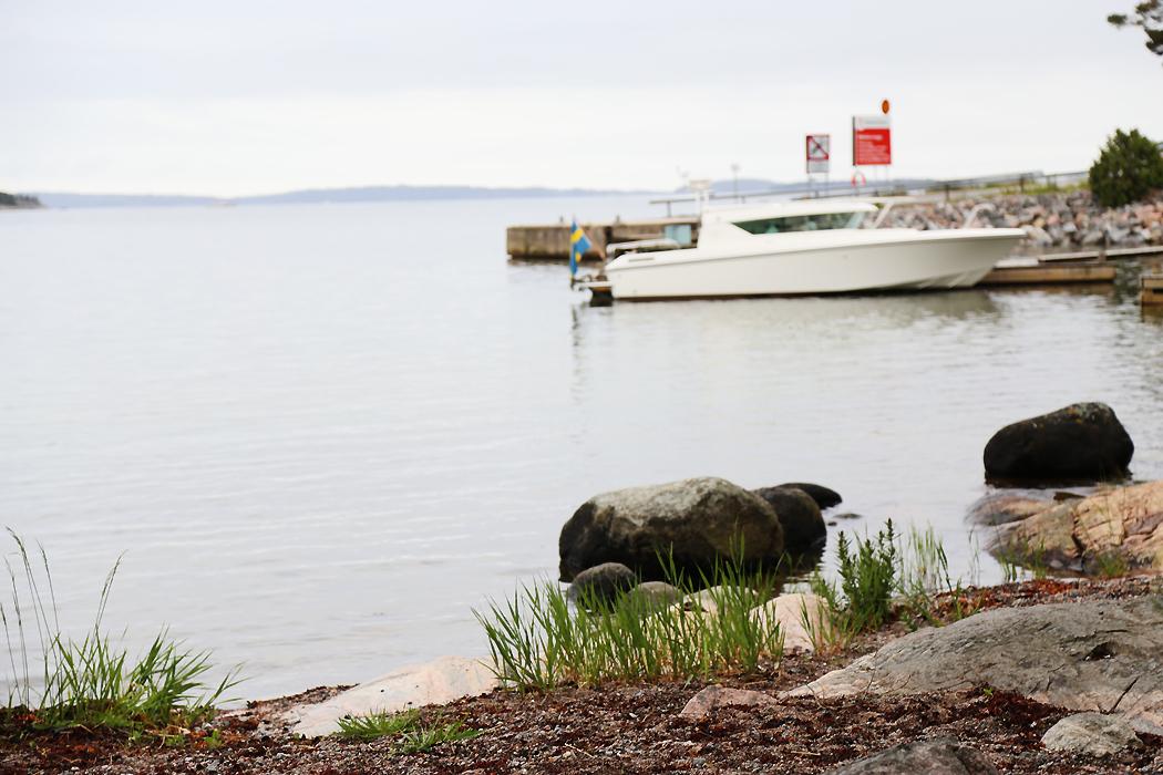 Björkvik, Ingarö, dagen före midsommarafton.