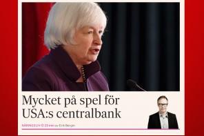 Inför juli månads Fed-möte