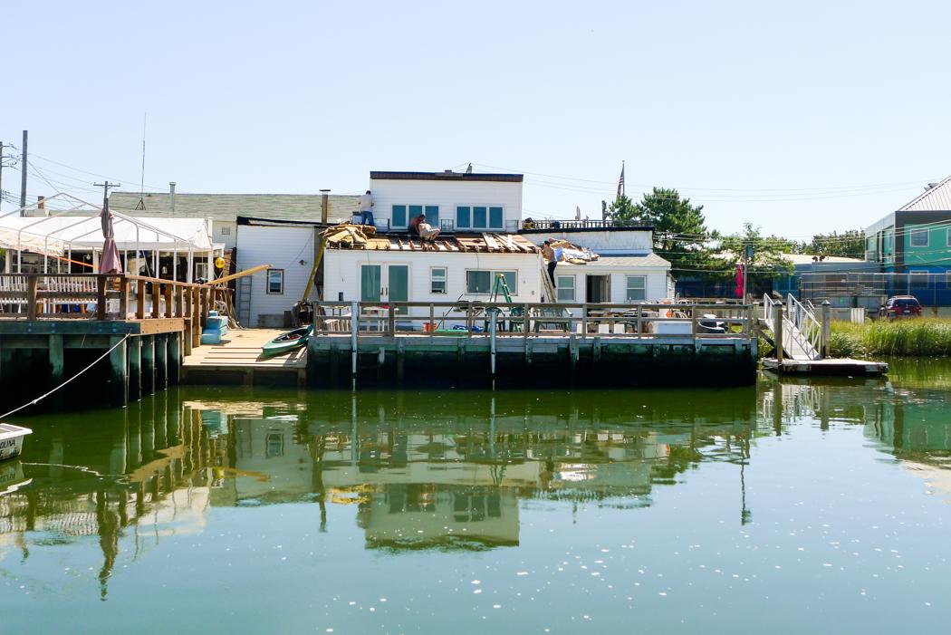 Miljöorganisationen American Littoral Societys lokalkontor vid Jamaica Bay.