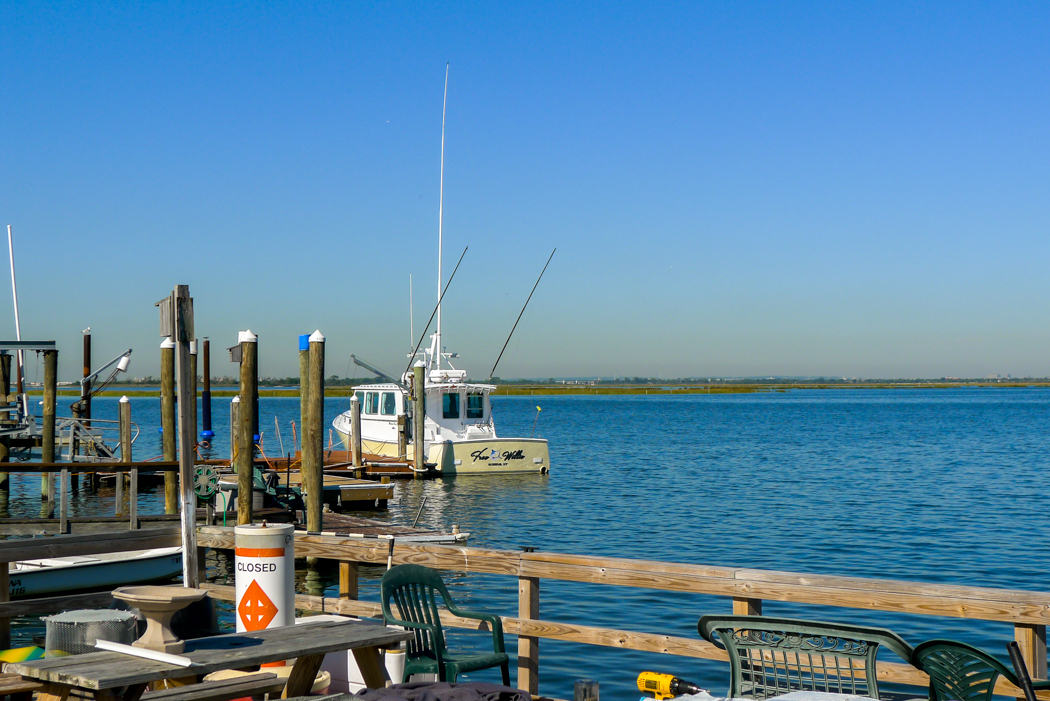 Jamaica Bay, New York.
