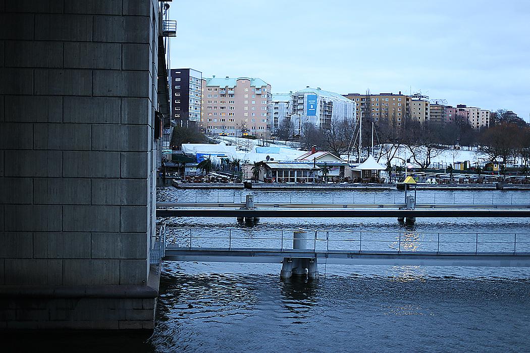 Liljeholmsbron.