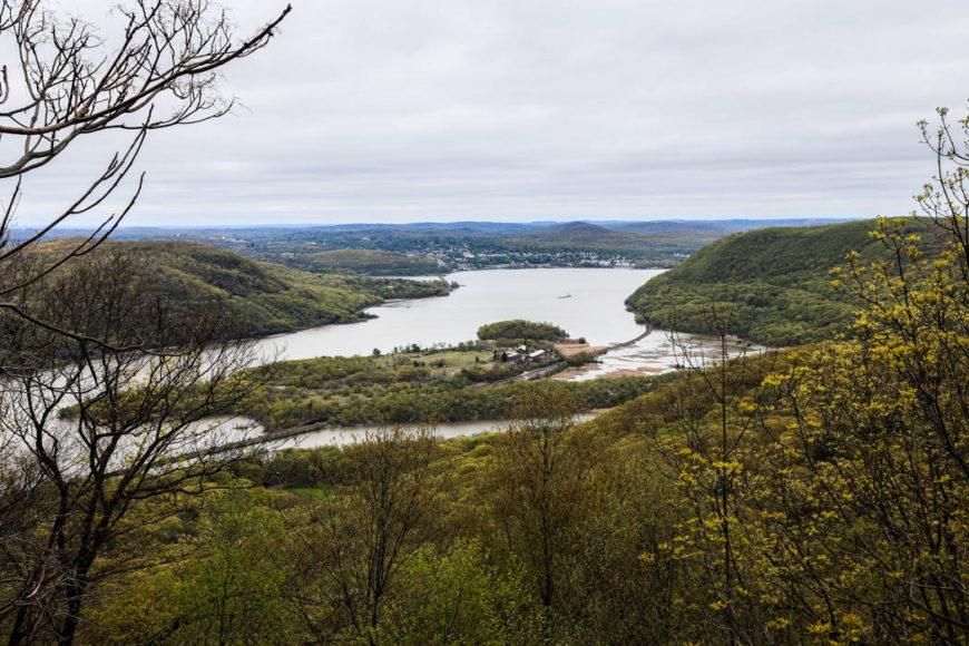 Hudson River. Foto: Erik Bergin