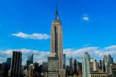 Utsikt över Empire State Building från 230 Fifth. Foto: Erik Bergin