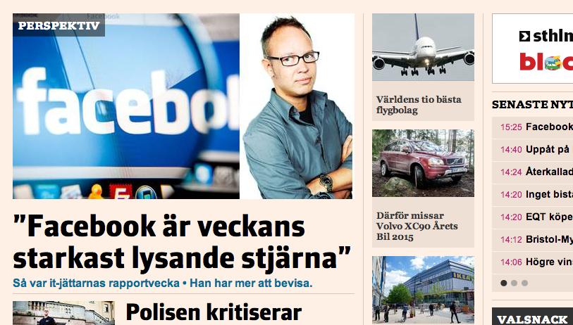 Analysen i topp på nliv.se torsdag 24 juli 2014.