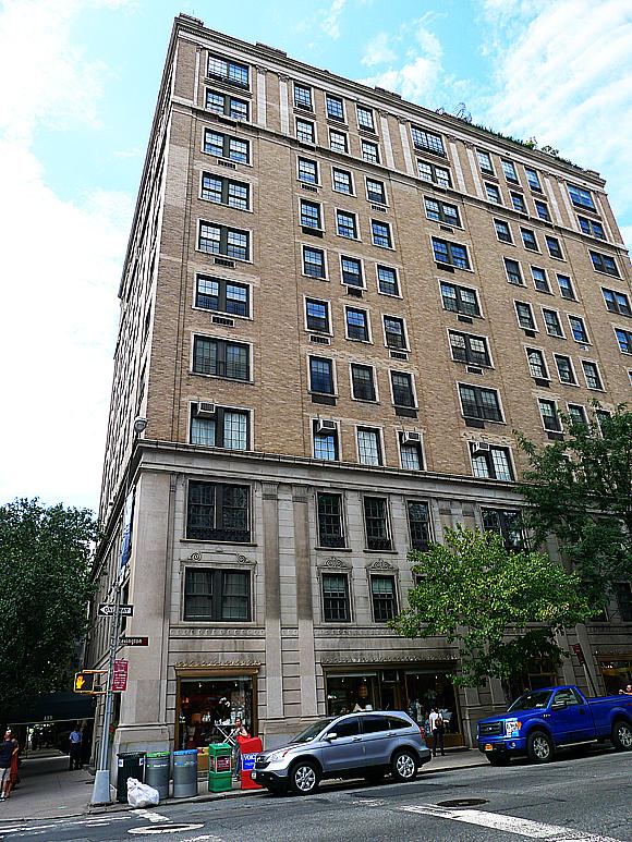 Här bodde storsvindlaren Bernie Madoff.