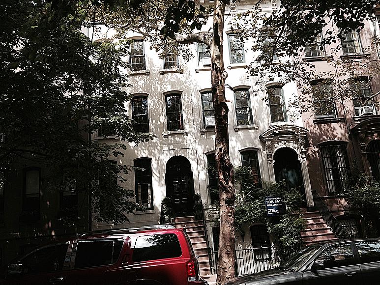 Brealfast at Tiffany's-huset på 169 East 71st Street.