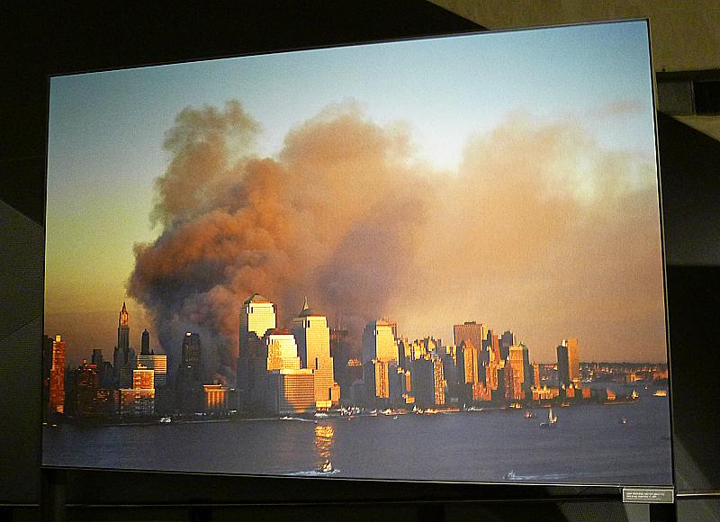 Den 11 september 2001.
