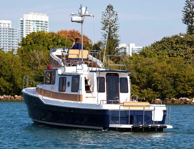 Ranger Tugs 31. Foto: Ranger Tugs
