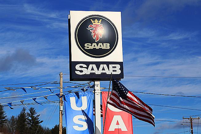 Crossway Saab i Montpelier, Vermont.