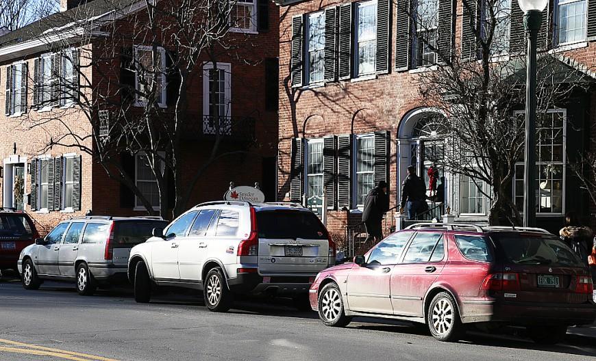 Saab och Volvo är populära i Vermont.