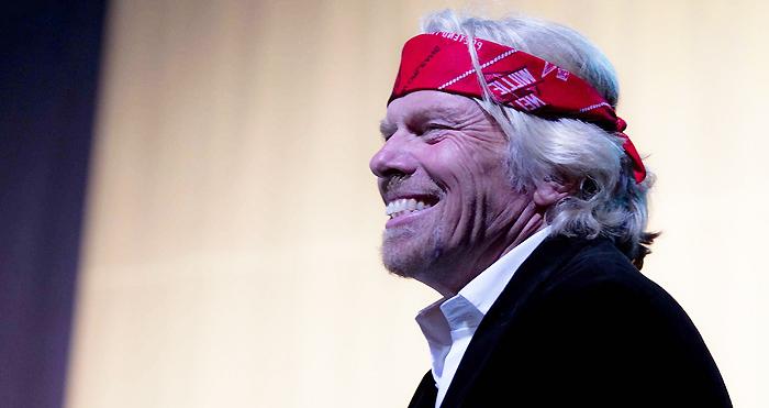 Sir Richard Branson. Foto: John-Pozadzides/Flickr