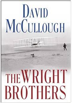 Boken om bröderna Wright.