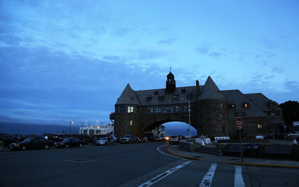 Nassagarrett, Rhode Island.