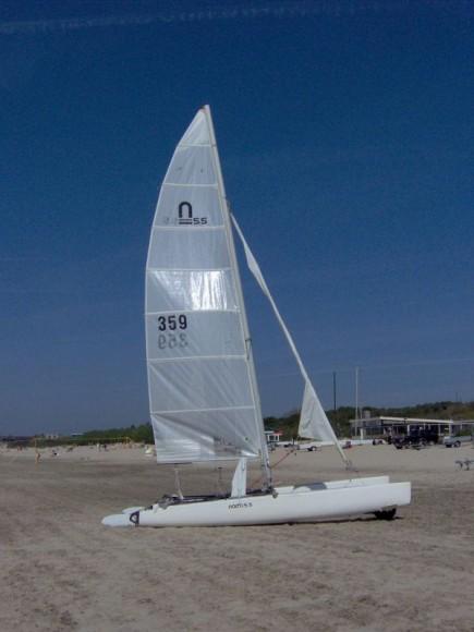 En Nacra 55 (bilden snodd från internet).