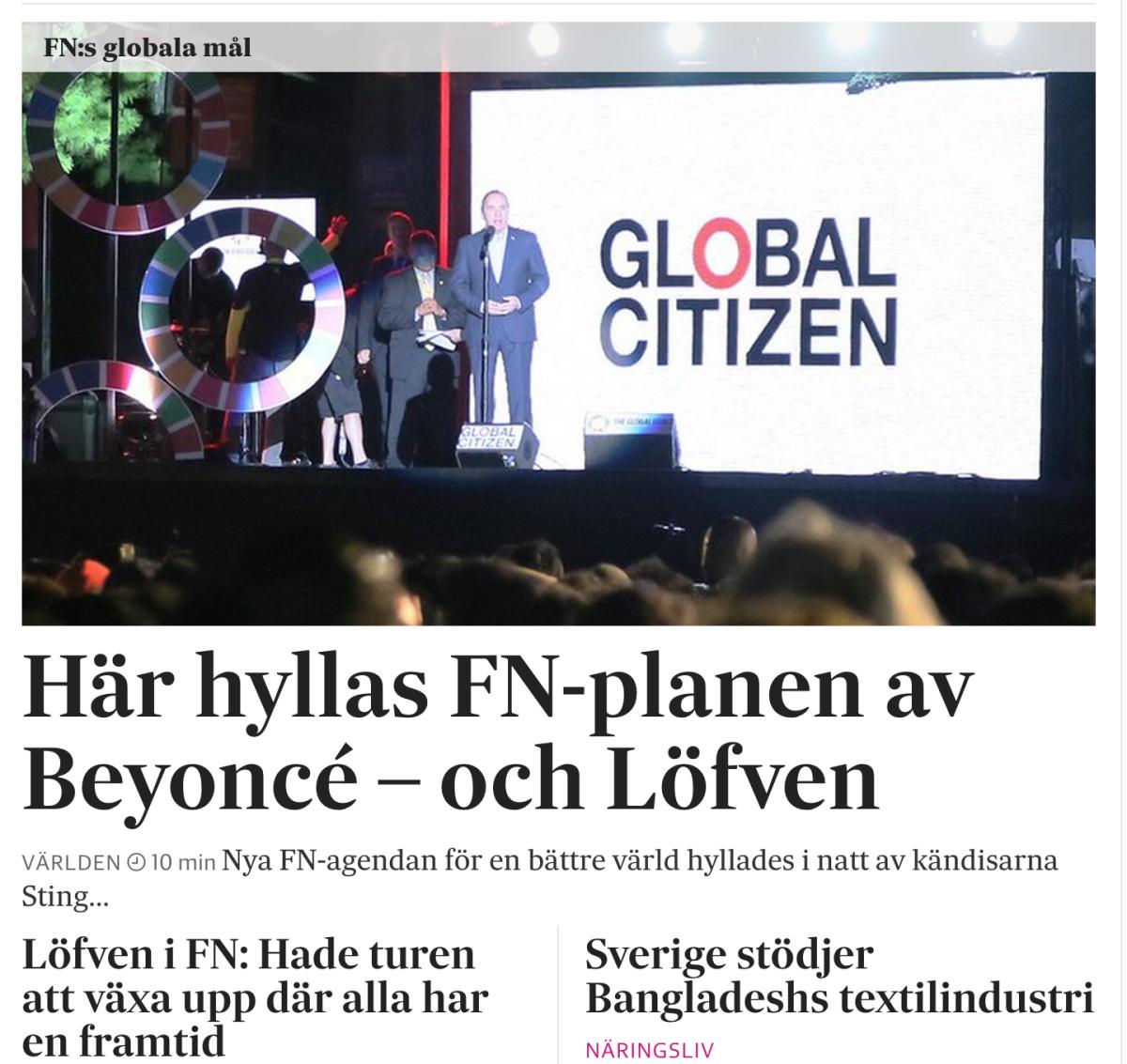 Artikeln på svd.se.