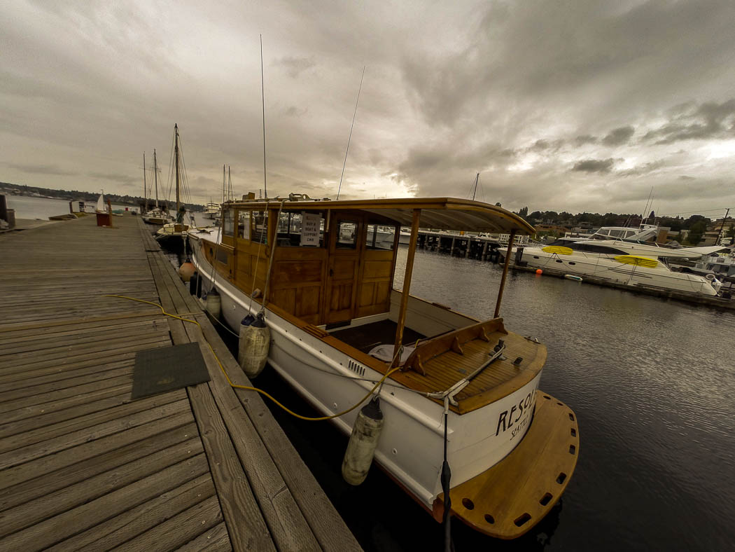 Center For Wooden Boats.