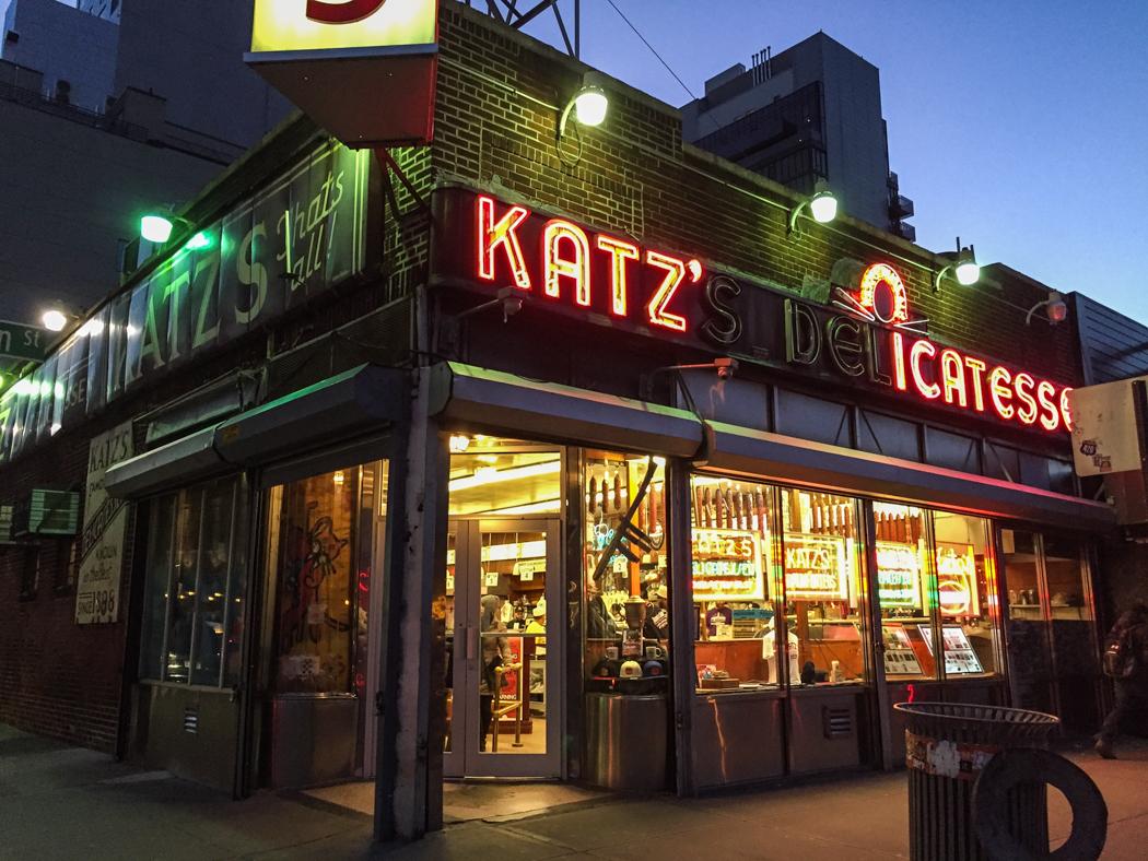 Katz's.