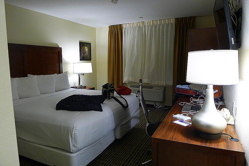Rummet.