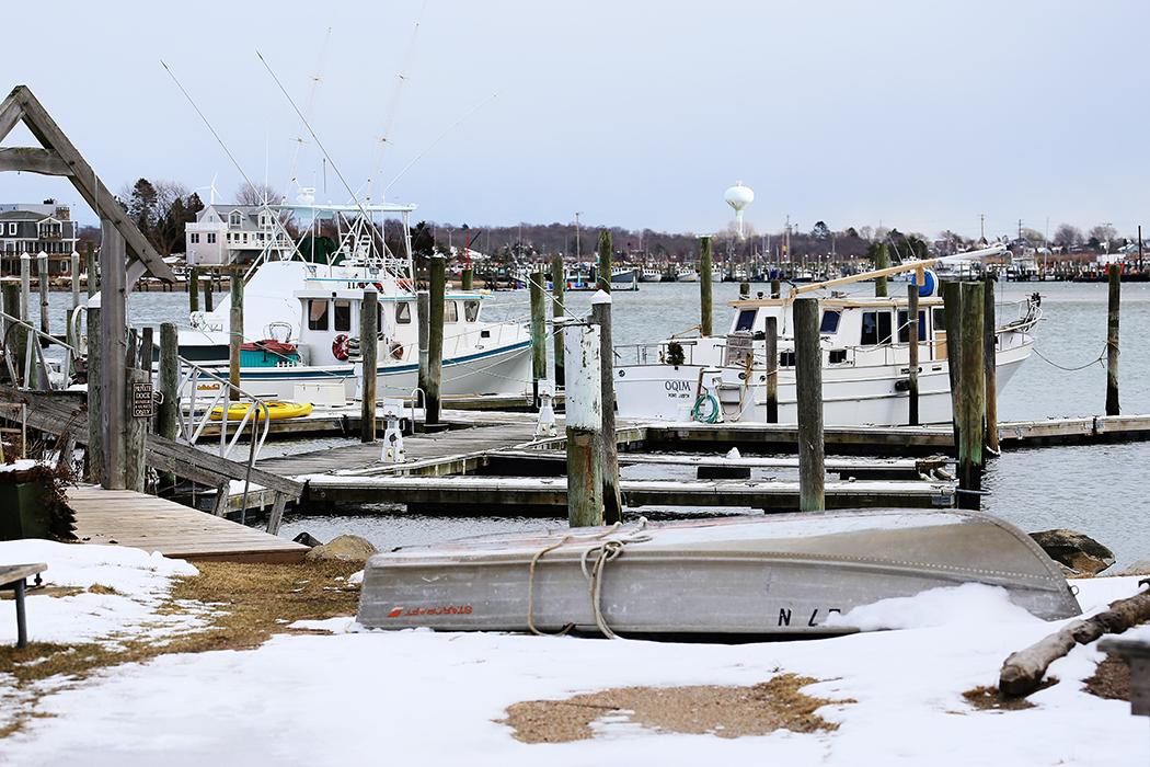 Snug Harbor, Rhode Island. Foto: Erik Bergin
