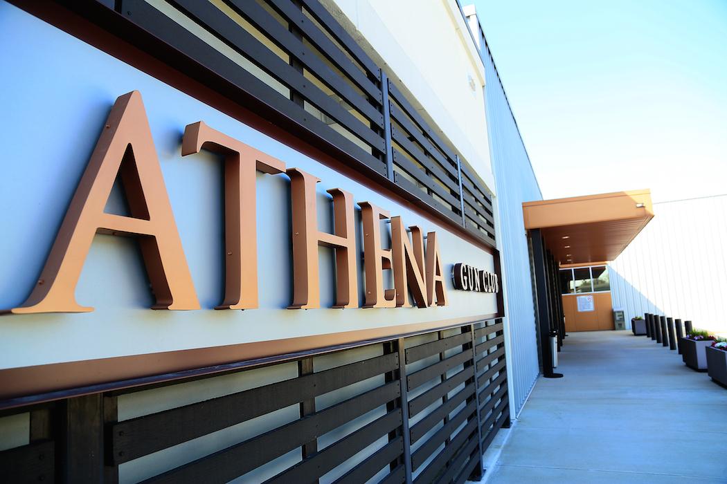 Athena Gun Club. Foto: Erik Bergin
