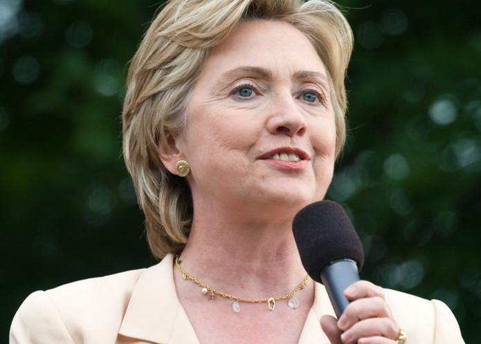 Hillary Clinton. Foto: Roger Goun/Flickr