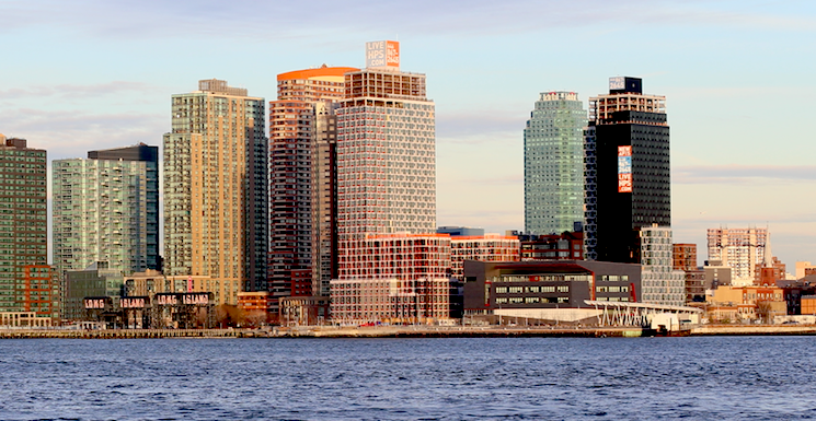 Long Island City, Queens. Foto: Erik Bergin