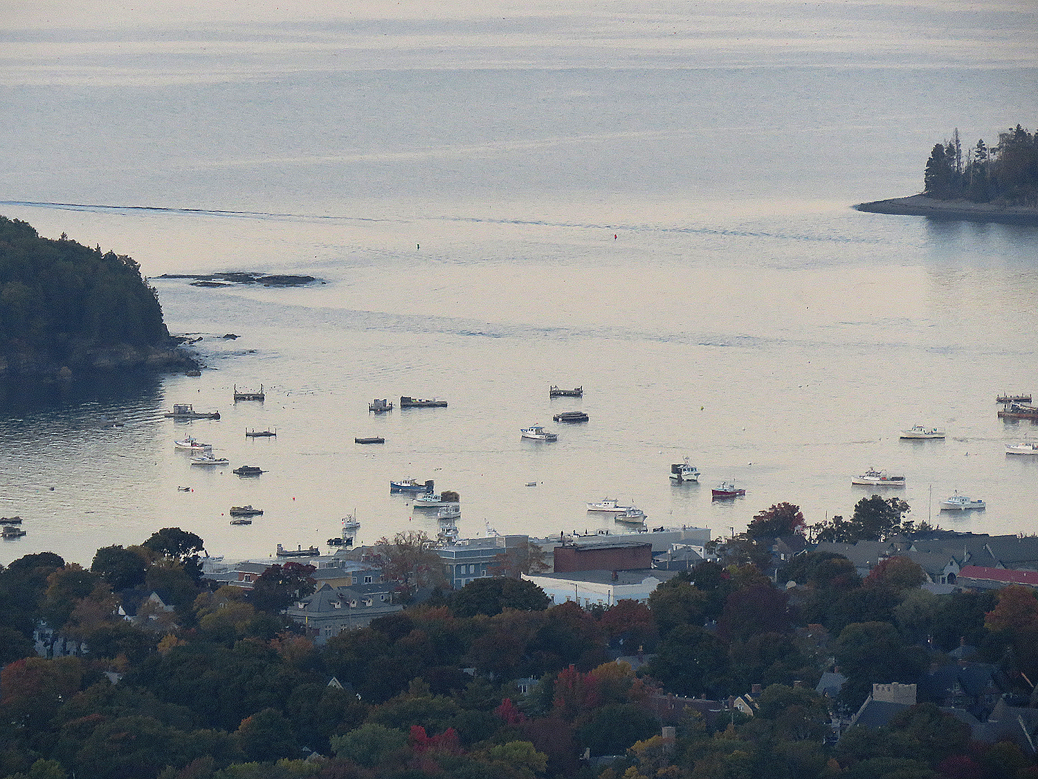 Bar Harbor, Maine. Foto: Erik Bergin